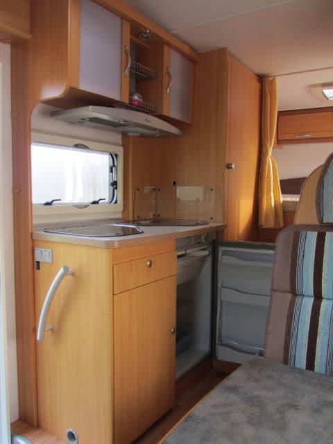 LMC 661 G keuken