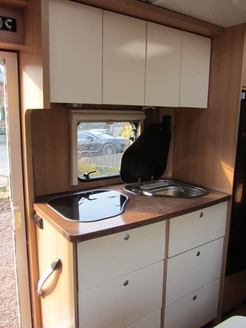 LMC 663 G keuken